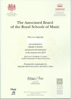 Yechan certificate ed